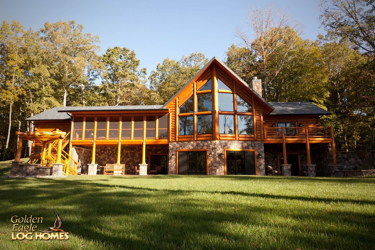 Garage Frame Ranch Houses Style
