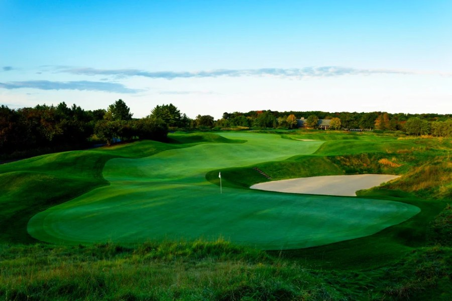 Top 100 golf courses in the United States 2017 18 GOLF s 2017 18 ranking of the Top 100 Courses in the U S