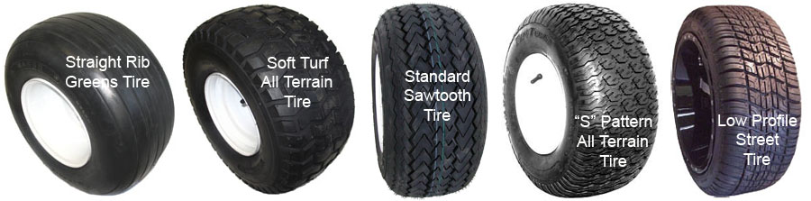 What Kind Tires Go My Car