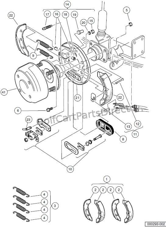 Club Car Drive Clutch Diagram Club Car Golf Cart Clutch Embly Diagram on