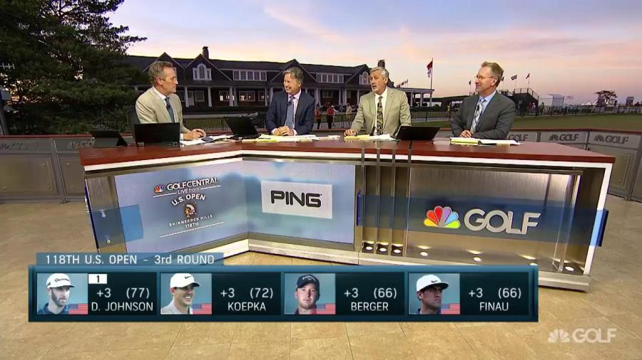 2018 U S  Open  leaderboard can expect in final day   Golf Channel What can the leaderboard expect during U S  Open s final round Jun 17  2018