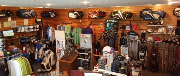 Edgewood Golf Club Golf Shop