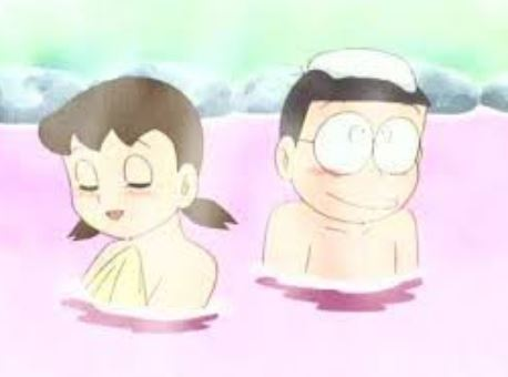 All Romantic Nobita Shizuka Love Wallpaper and Nobita ...