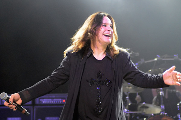 Ozzy Osbourne Sends Big Check To Kids After Seeing Their