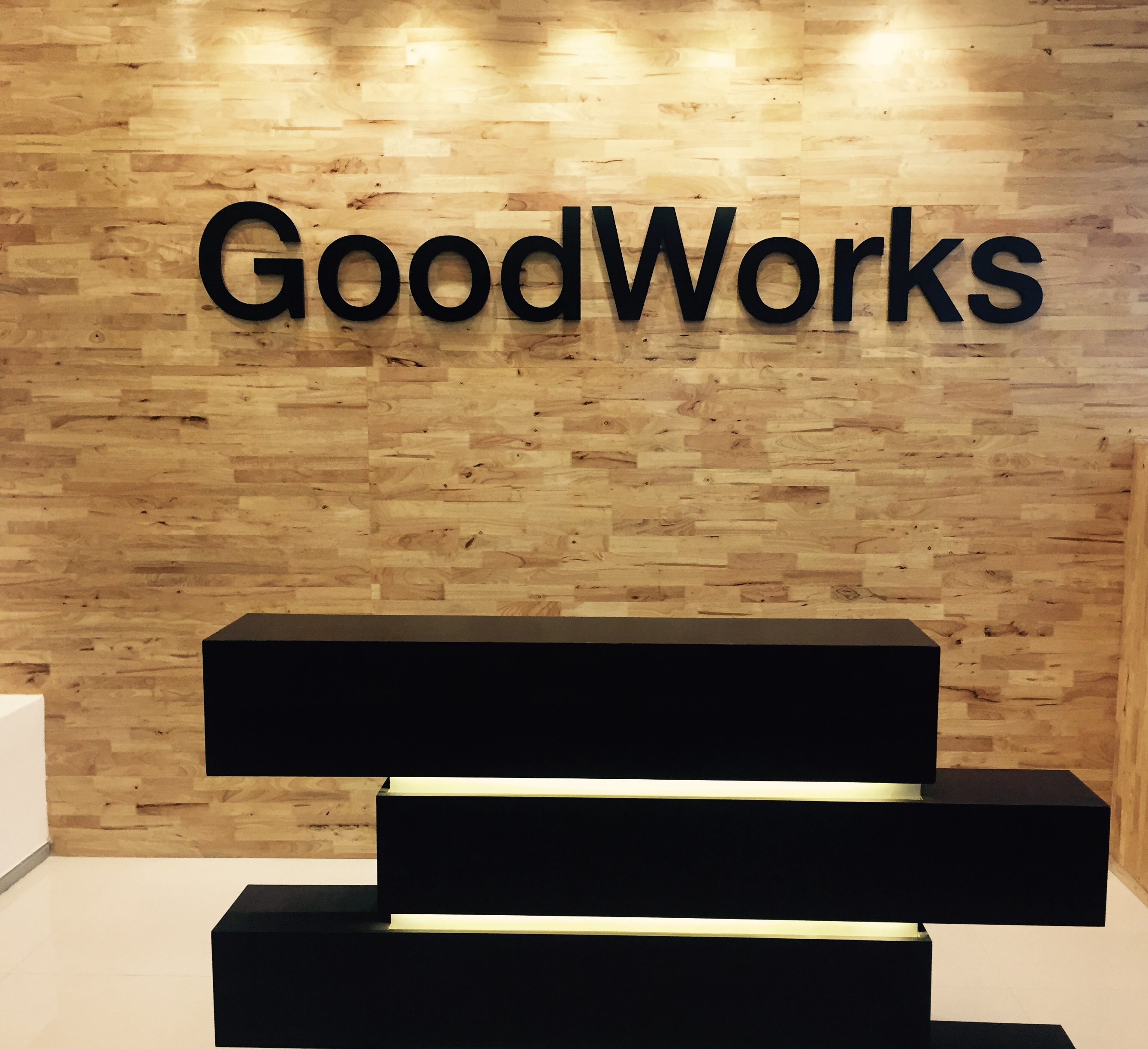 GoodWorks coworking space in bangalore
