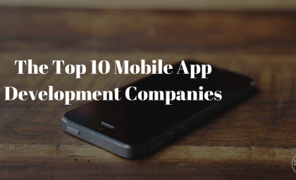 Top 10 Mobile App Development Companies