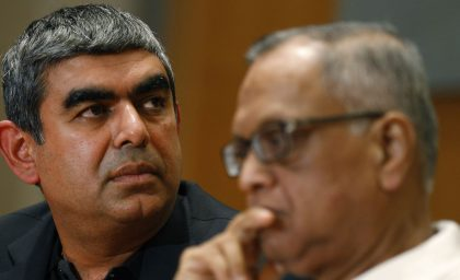 The Vishal Sikka Exit