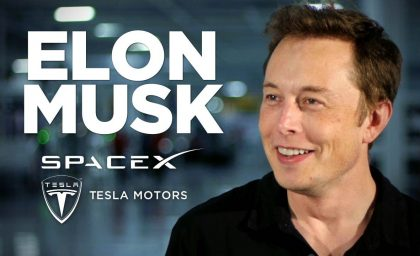 Elon Musk – The Tech Savior