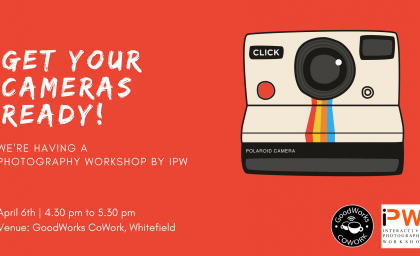 Photography Workshop by IPW