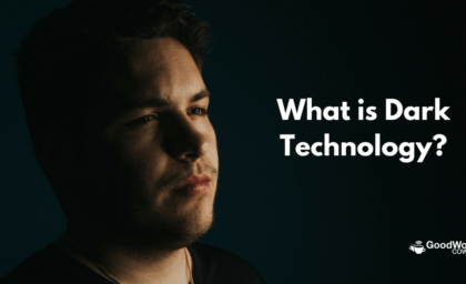 What is Dark Technology?