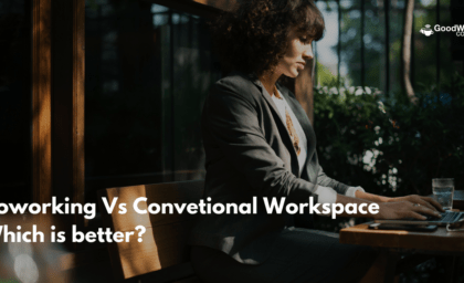 Coworking v/s conventional workspace – What is the difference?
