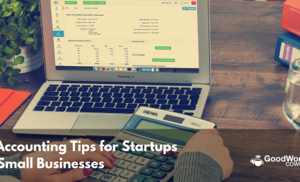 6 Accounting Tips for Startups & Small businesses
