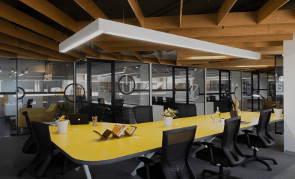 The Evolution of Shared Office Spaces