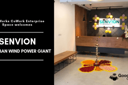 Senvion – German Wind Power Giant in GoodWorks CoWork Enterprise