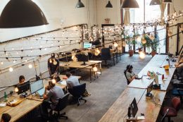 5 advantages for freelancers in a coworking space