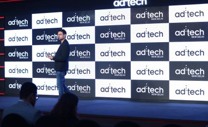 """Hacking into the consumer's brain""- Vishwas Mudagal, ad:tech New Delhi 2019"