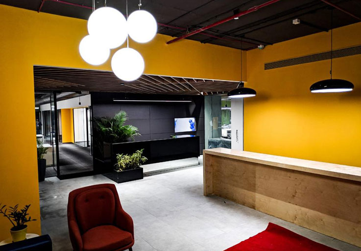 Goodworks cowork Whitefield  SJR iPark