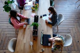 5 most critical reasons why you should move into a coworking space!