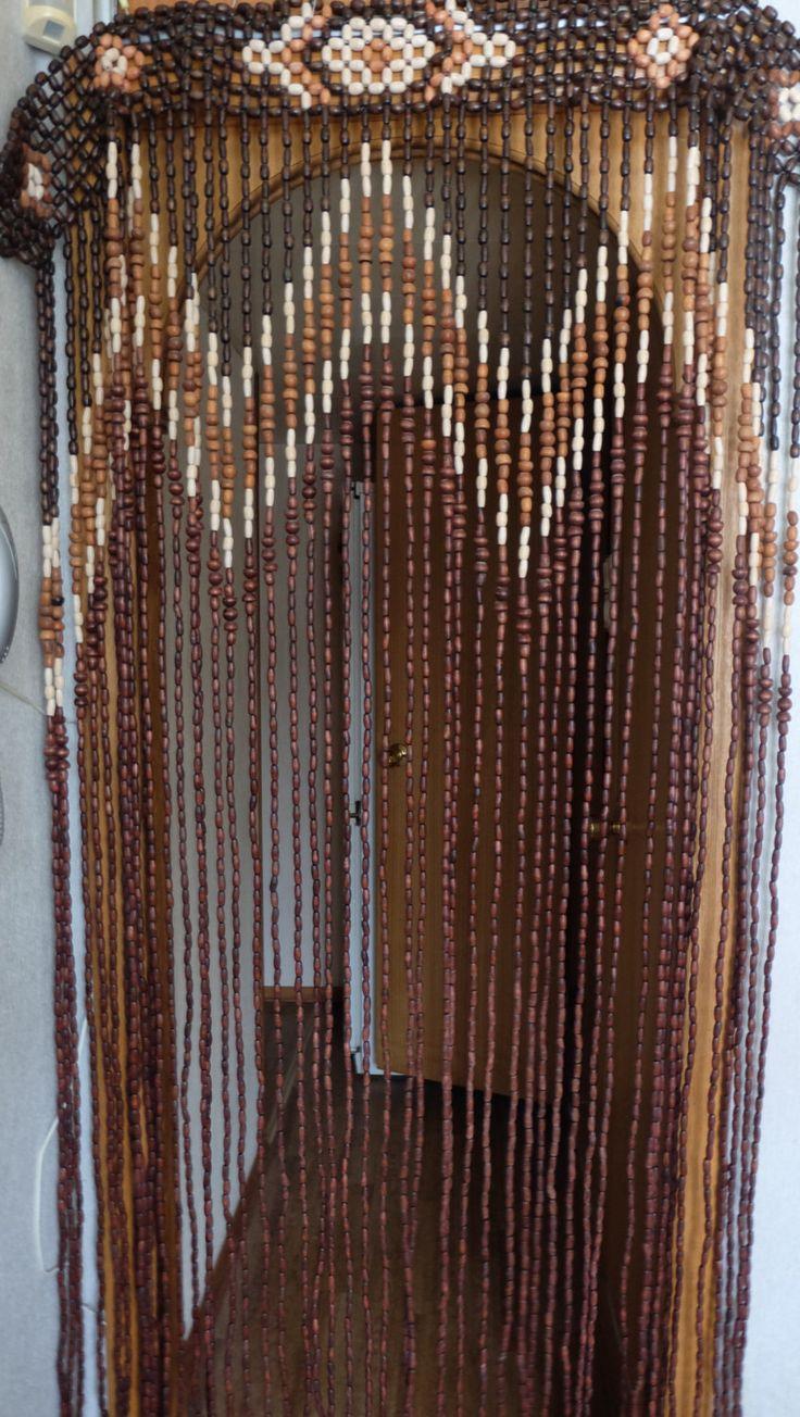 Marley Bob Beaded Door Curtains Beads