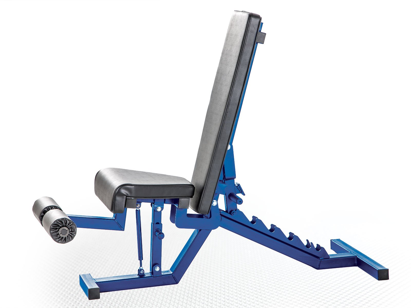 Ironrange Adjustable Incline Decline Bench Gopher