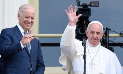 Joe Biden e papa Francisco