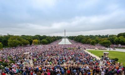 Marcha de Oração National Mall