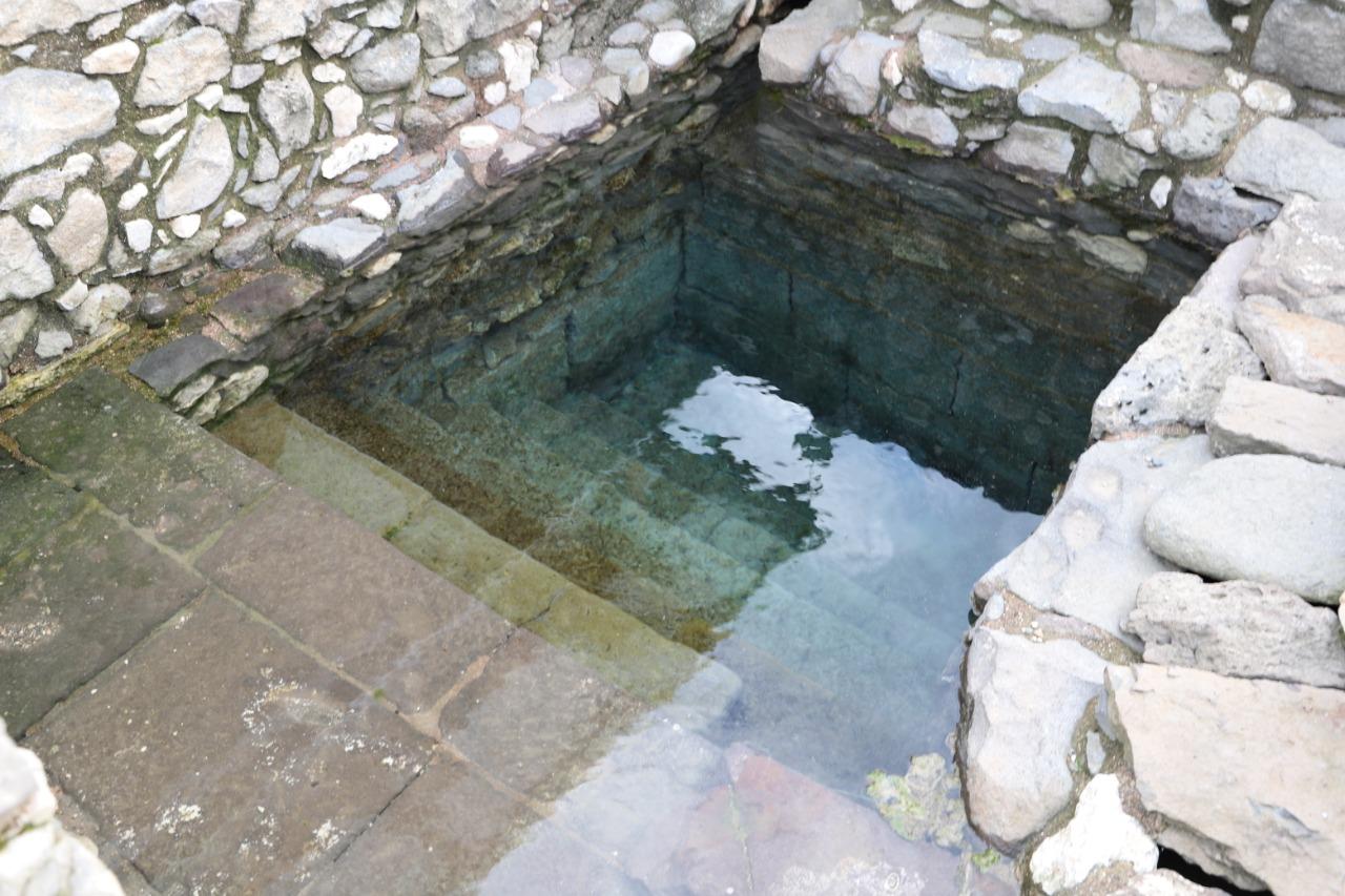 Réservoir de purification de Magdala