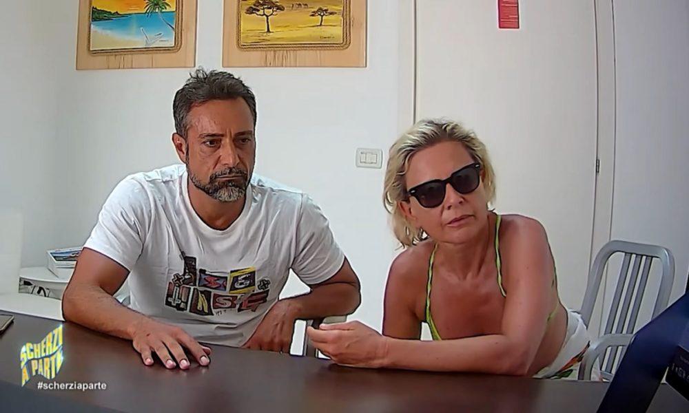 Scherzi a Parte, Antonella Elia vittima: ma emergono suoi dettagli intimi