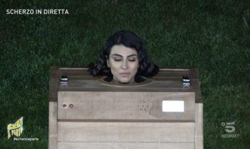 Giulia Salemi, diabolica trappola a Scherzi a parte: cosa è accaduto