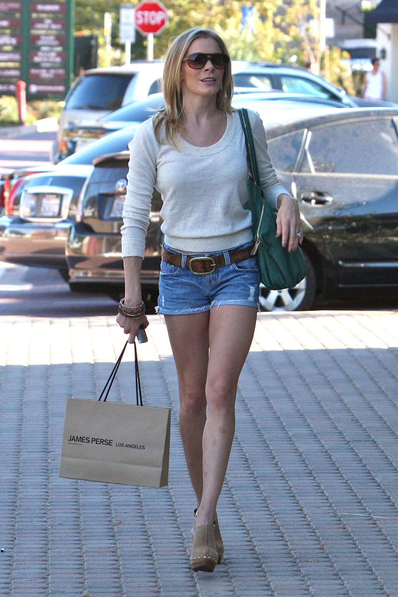 Leann Rimes Jeans Shorts Candids 06 Gotceleb