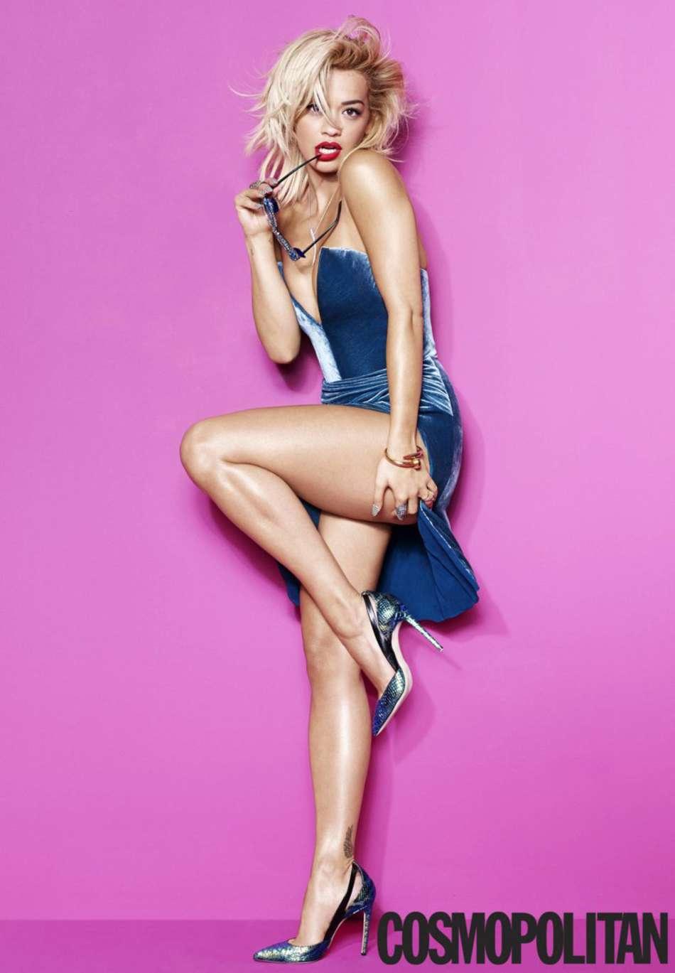 Katy Perry Cosmopolitan Magazine 2017