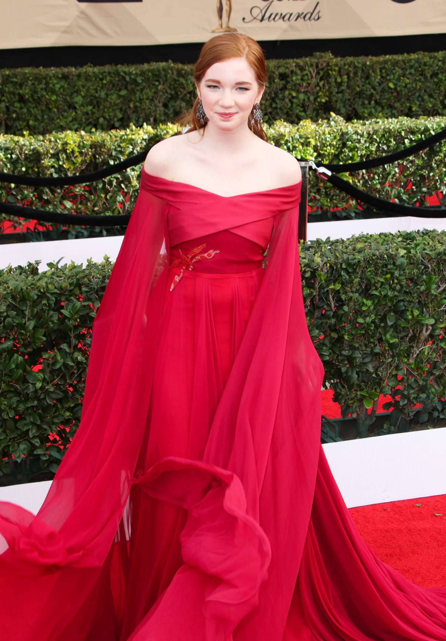 Annalise Basso - 2017 Screen Actors Guild Awards in Los ...
