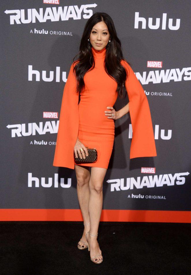 Brittany Ishibashi Runaways Premiere In Los Angeles 04