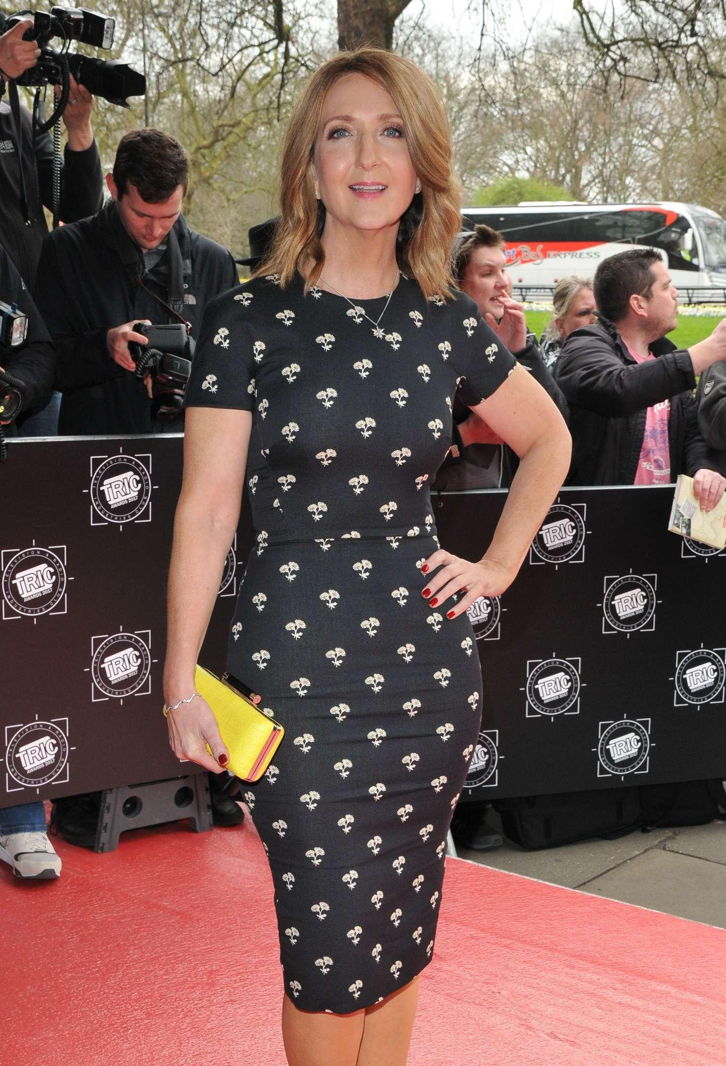 Victoria Derbyshire 2017 Tric Awards In London Gotceleb