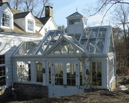English Classic Victorian Conservatories And Classic Style