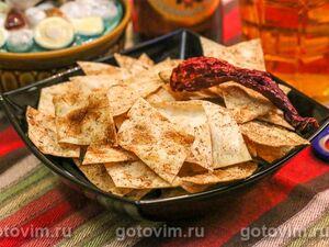 Τσιπ Lavash με βότανα Προβηγκίας