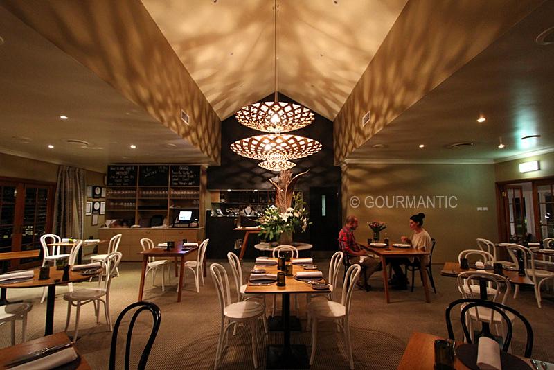 Dinner Restaurants Hunter Valley