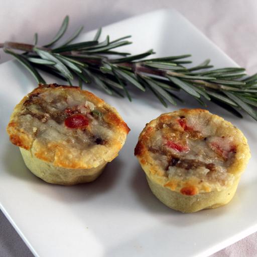Gourmet Kitchen | Philadelphia Cheese Steak Tart