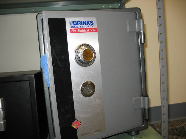 Brinks Home Security Safe