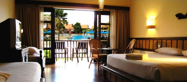 Laguna Redang Deluxe Pool View Room