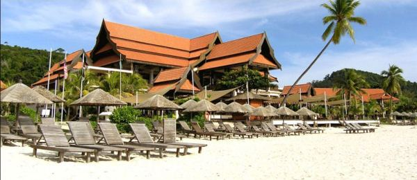 Where to stay in Pulau Redang