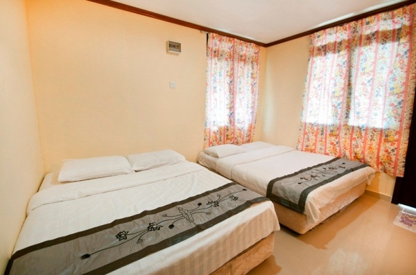 Redang Mutiara Beach Resort Standard Room