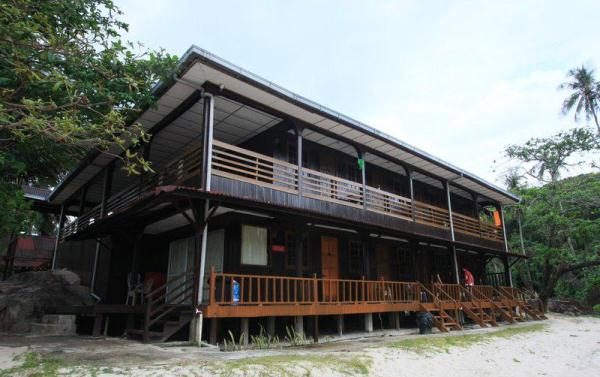 Redang Pelangi Resort Room Exterior