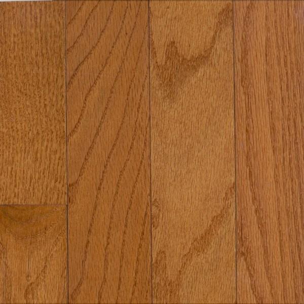 Bruce Hardwood Flooring By Armstrong Manchester Str*P C211 | Bruce Hardwood Stair Treads | Red Oak | Wood Flooring | Nose Molding | Gunstock Oak | Plywood