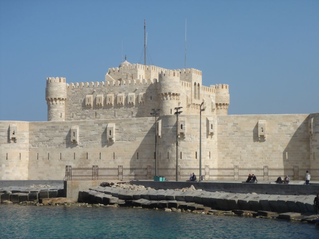 Famous Buildings Alexandria