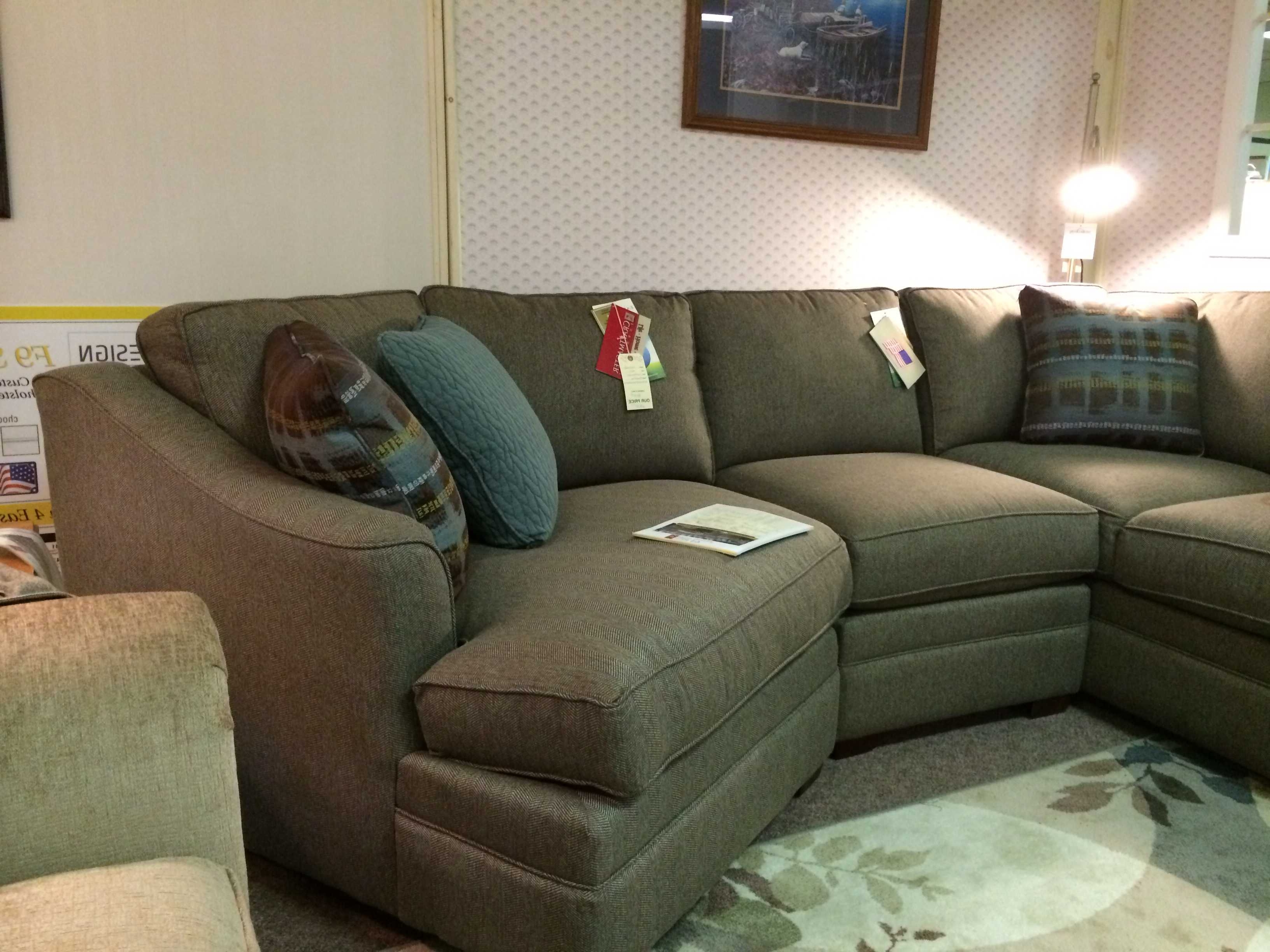 Sectional Sofa Without Chaise