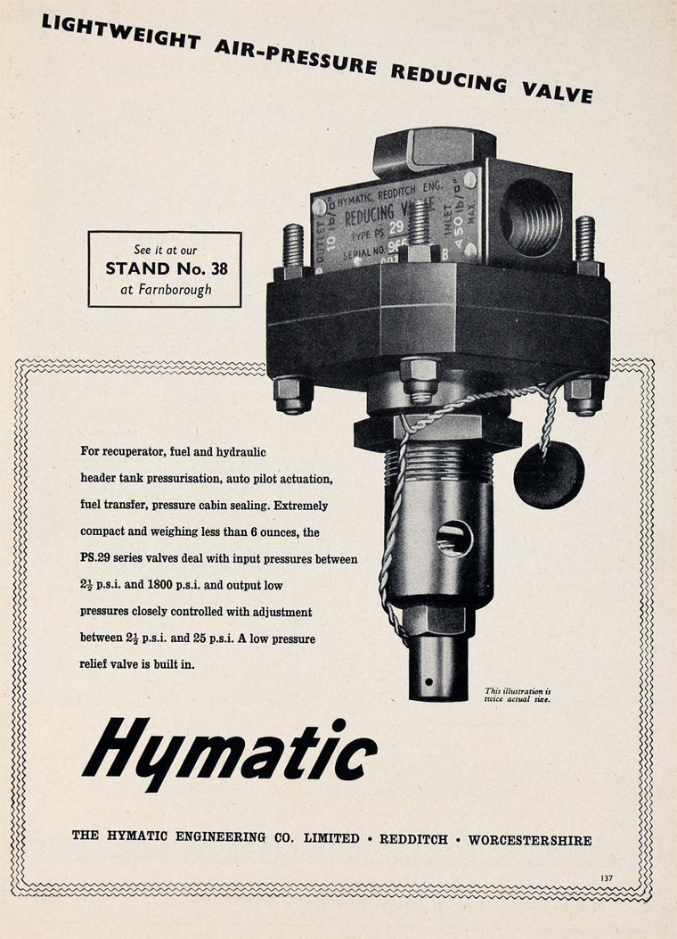 Hymatic Engineering Co Graces Guide