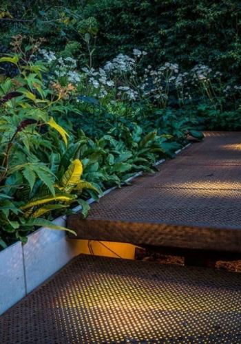 Rubber Garden Edging