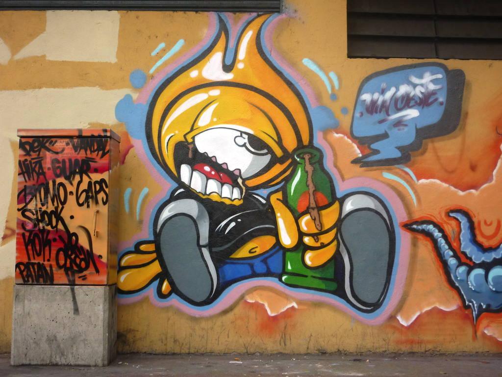 Art Crimes Venezuela 2