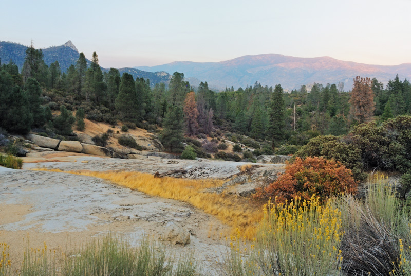 Kern River Sierra Nevada Fly Fishing Photography